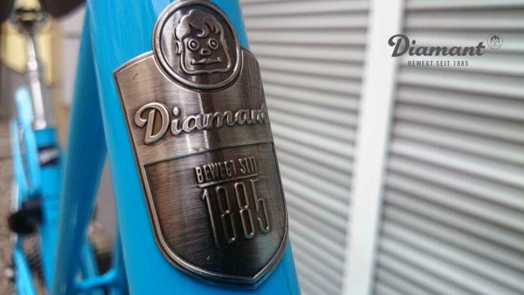 Die Fahrradmarke Diamant bewegt seit mehr als 130 Jahren