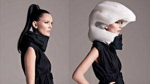 Airbag Helm für Radfahrer - Hövding schützt!