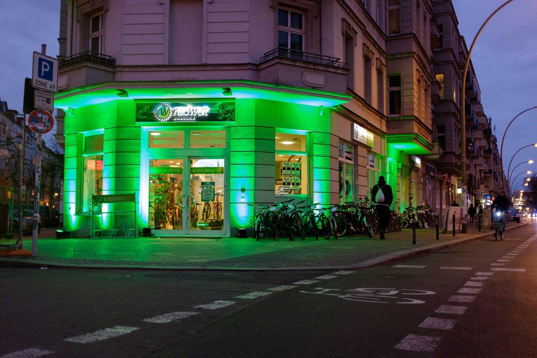 Fahrradladen Radwelt Berlin, Warschauer Strasse 31, 10243 Berlin