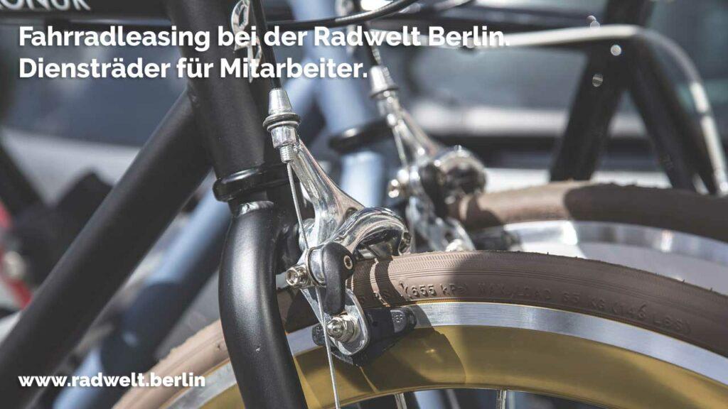 Fahrrad Leasing bei der Radwelt