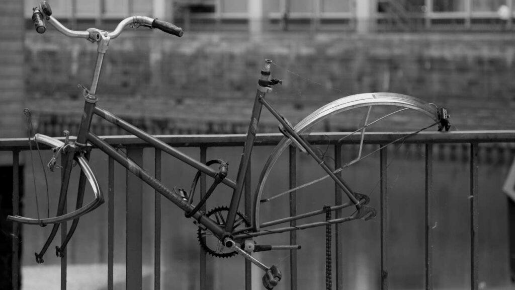 Fahrradversicherung als aktiver Diebstahlschutz
