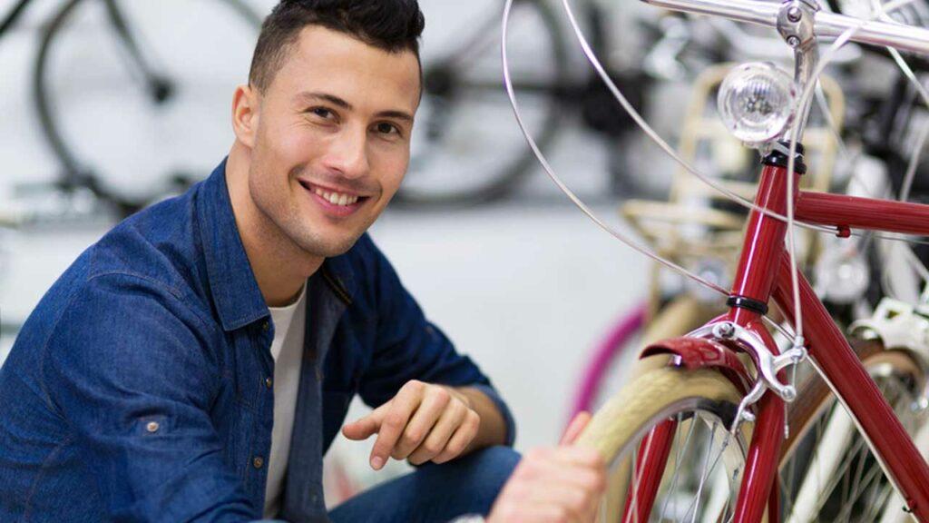 Fahrrad online kaufen bei Radwelt