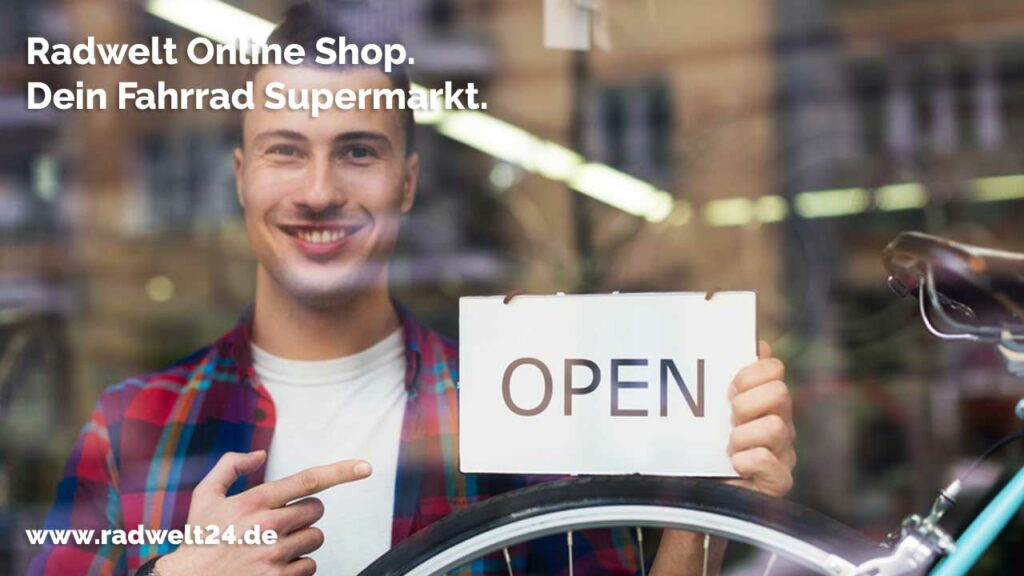 Fahrrad Online Shop - Radwelt Onlineshop