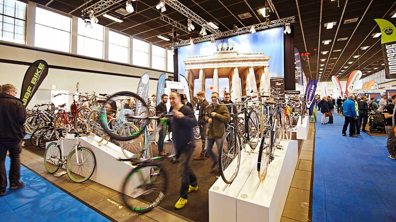 Velo Berlin Fahrradmesse in Berlin