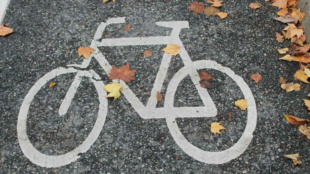 Fahrradsicherheit zu allen Jahreszeiten