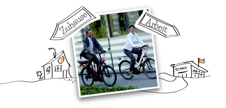 Fahrrad leasen bei der Radwelt Berlin - JobRad