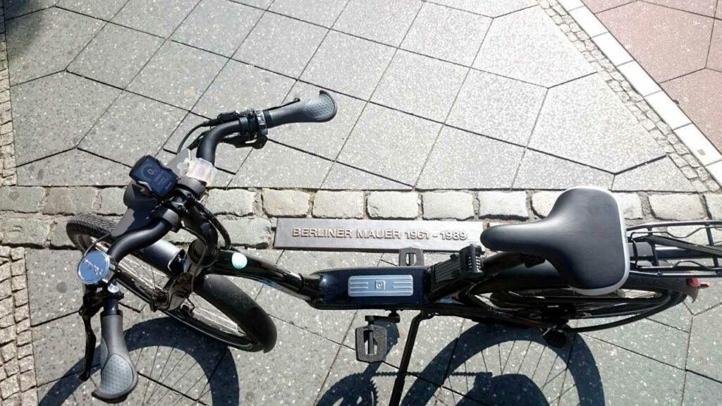 Elby E-Bike mit BionX Antrieb - Probefahren bei der Radwelt