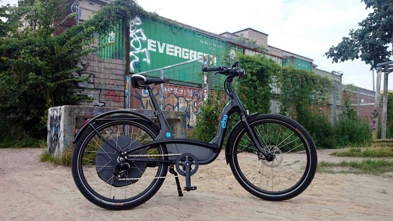 Elby Bike Test & Probefahrt bei der Radwelt