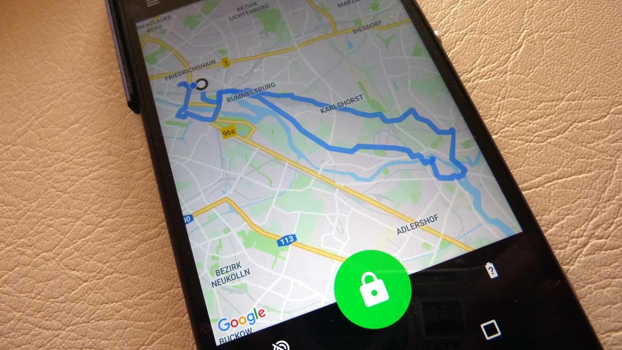 Fahrrad GPS - Elby Ebike