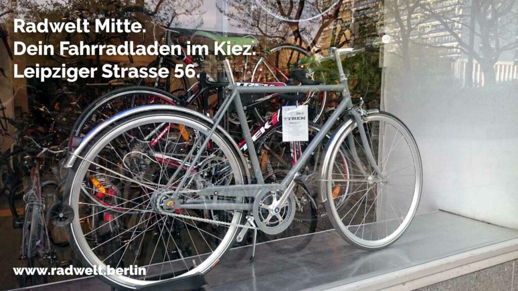 Fahrradladen Mitte - Radwelt Berlin