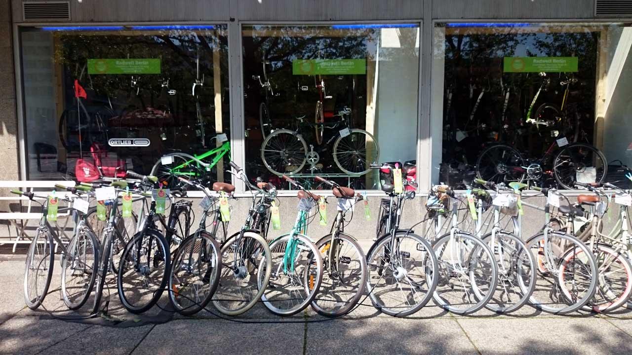 Fahrräder günstig kaufen - Radwelt Berlin