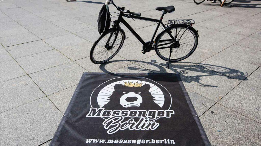 Stadtradeln Berlin - Gewinne ein Massenger Bike!