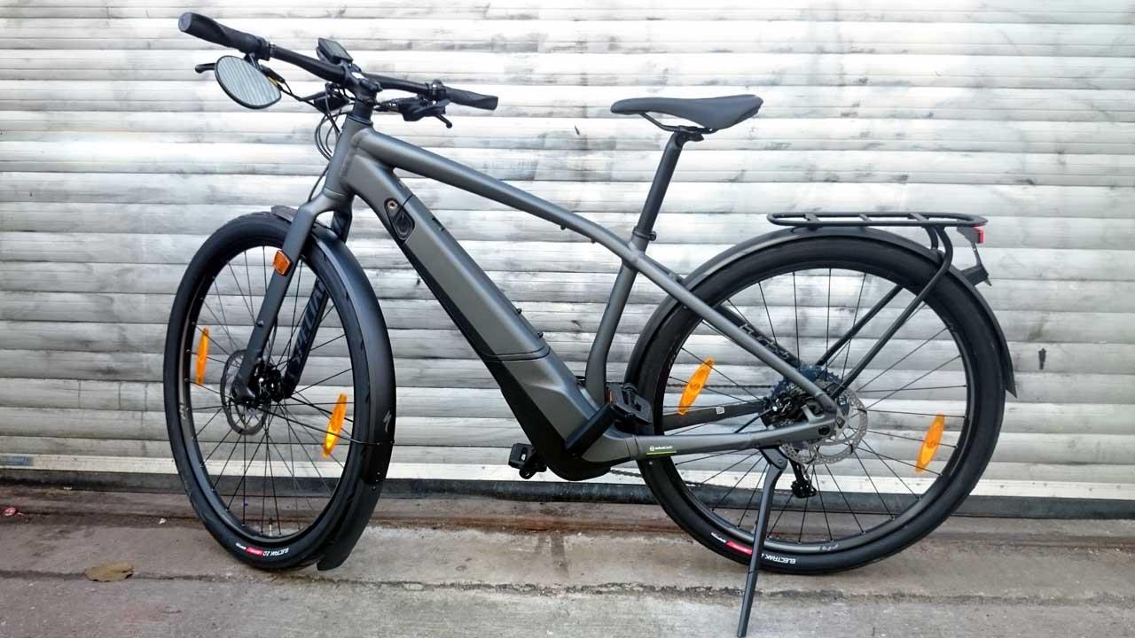 specialized turbo vado city e bike test mit 25 km h 45 km h testbericht pdf. Black Bedroom Furniture Sets. Home Design Ideas