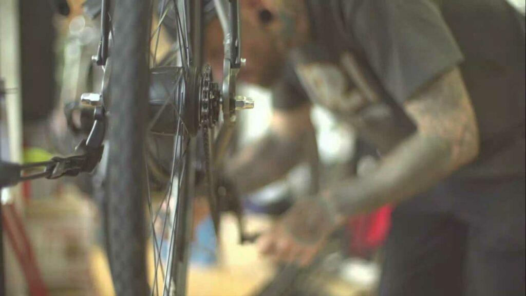 Werkstattservice für Fahrräder und E-Bikes
