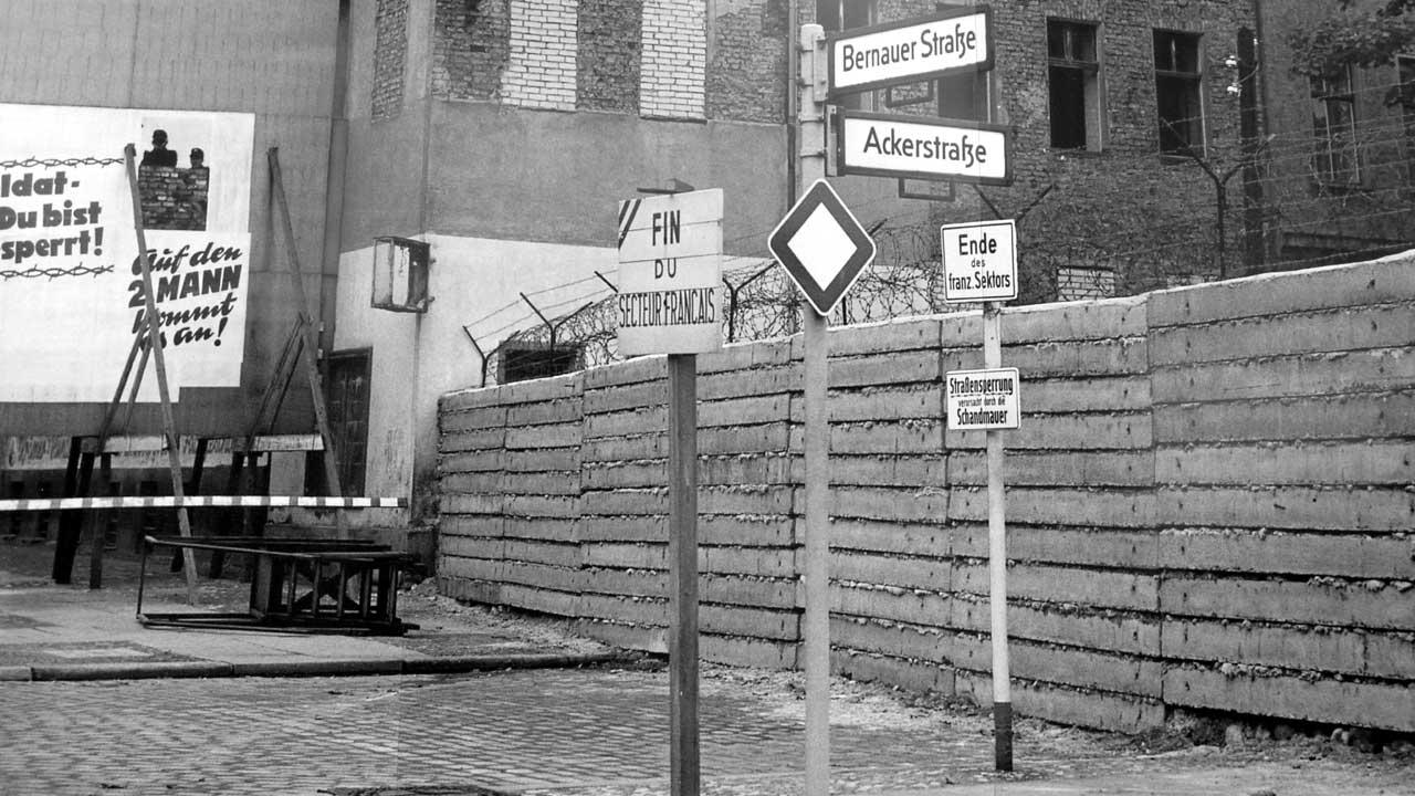 Berliner Mauer Radweg - Hotspot