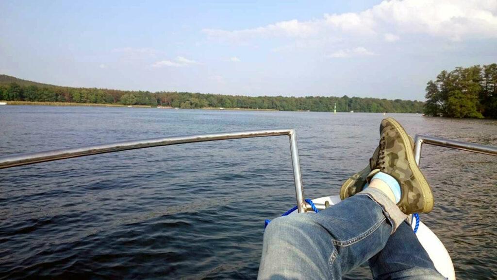 Fahrrad-Sommer: Mit Fahrrad & Boot unterwegs
