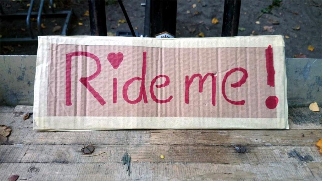 Fahrräder Auswahl bei der Radwelt Berlin - Ride me!