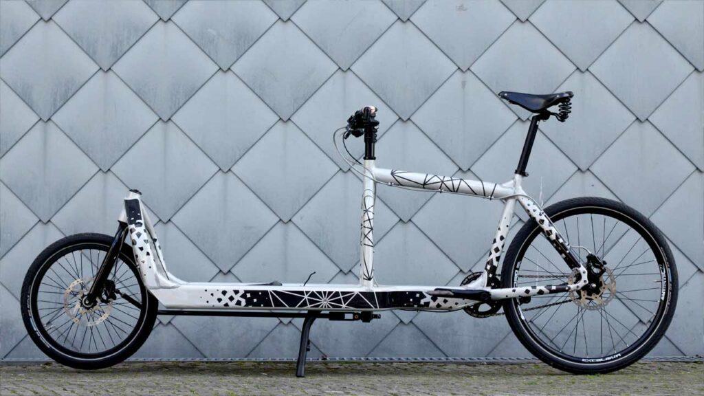 Fahrrad Aufkleber Video Reflektierende Fahrradaufkleber