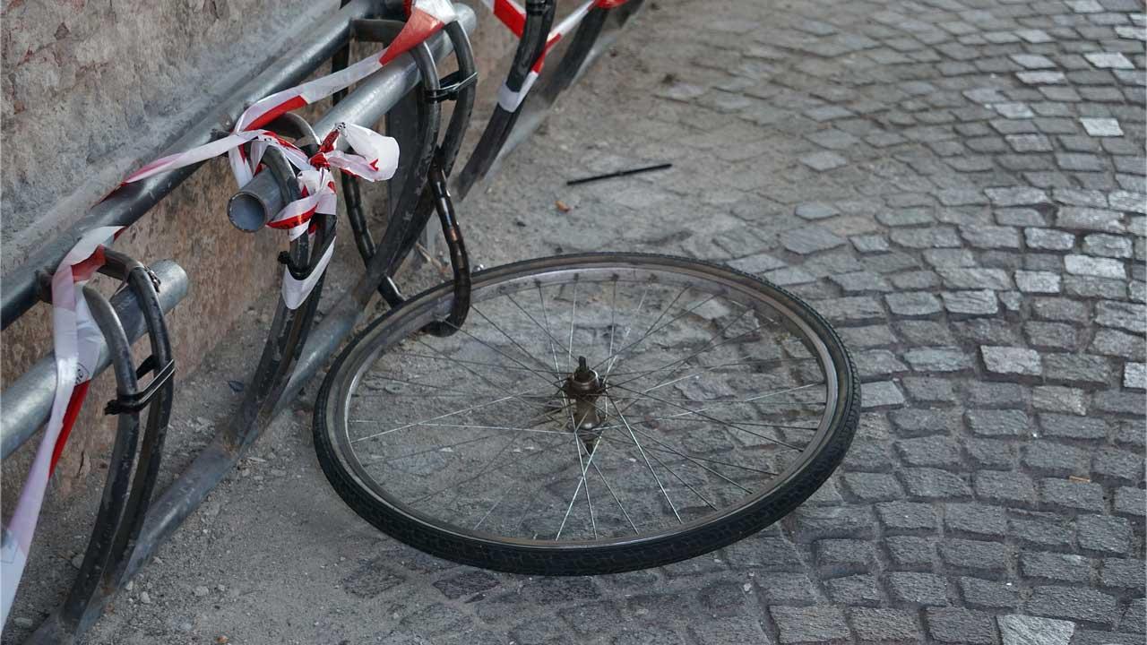 Fahrraddiebstahl - Erfahre alles zum Fahrraddiebstahl in Berlin