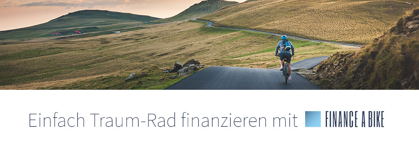 Fahrrad Finanzierung mit null Prozent - Finance a bike
