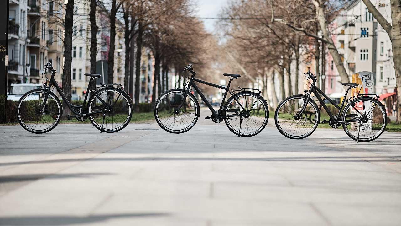 Massenger Hauptstadtrad - aus Berlin, für Berlin!